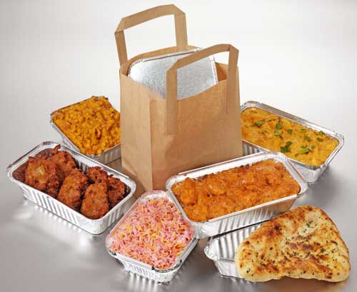 Taj Mahal Indian Restaurant Blackpool. Takeaway Service.