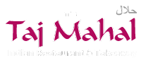 Taj Mahal Indian Restaurant Logo